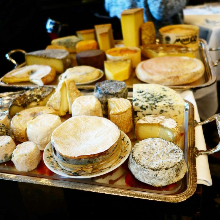 French cheeses and its characteristics
