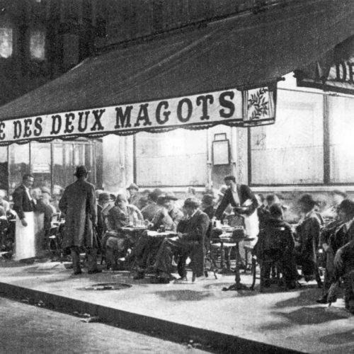 Café de deux magots