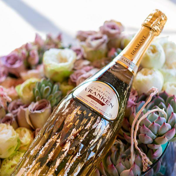 champagne happy bubbles